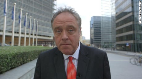 Richard Howitt, an anti-Brexit British Member of the European Parliament.