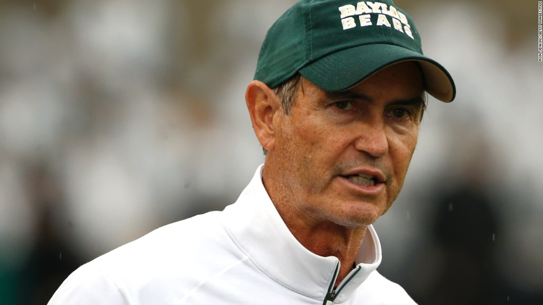College coach ousted in sexual assault scandal to coach high school football