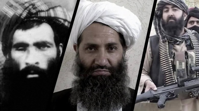 Who are the Taliban in 2016?