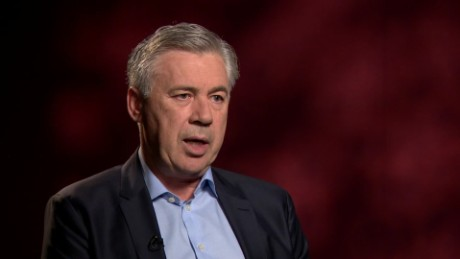 former real madrid manager carlo ancelotti on UCL final alex thomas interview_00014411