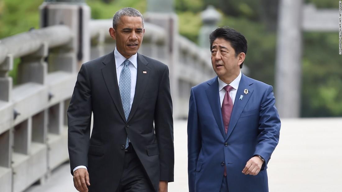 Obama asian tour japan 7