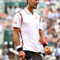 Djokovic frustrated