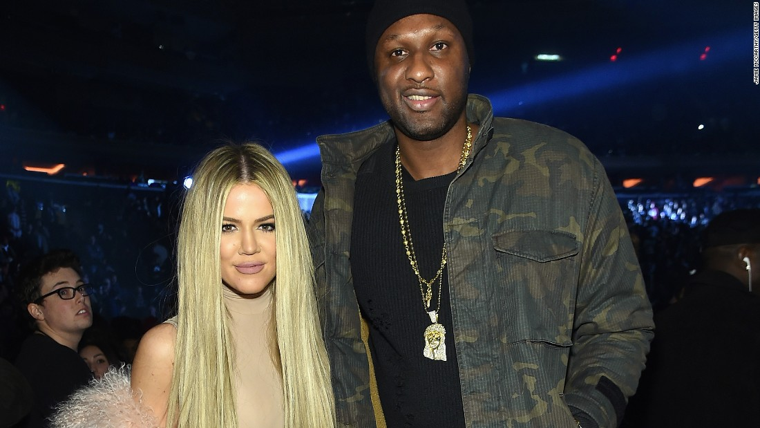 Khloe Kardashian-Odom filed for divorce from Lamar Odom for the second time in May 2016. She previously filed in 2013, but put the divorce on hold when he was found unconscious in a Nevada brothel.  The pair settled their divorce in December 2016.