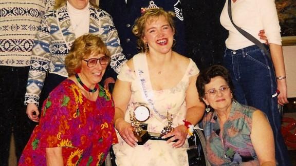 In 2000, Westerman won the Ms. Wheelchair Colorado crown.