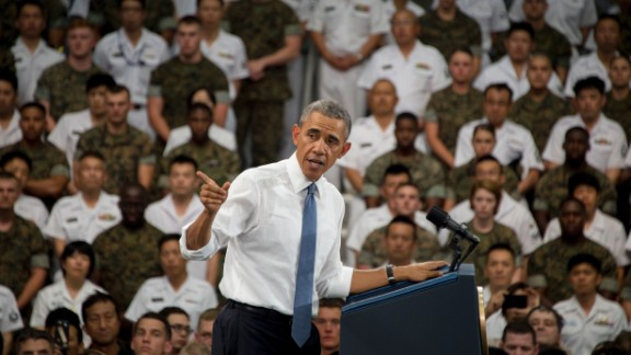 """Obama told U.S. and Japanese troops on May 27 at the Iwakuni Marine Corps Air Station in Iwakuni, Japan: """"This afternoon I will visit Hiroshima. This is an opportunity to honor the memory of all those who were lost in World War II."""""""