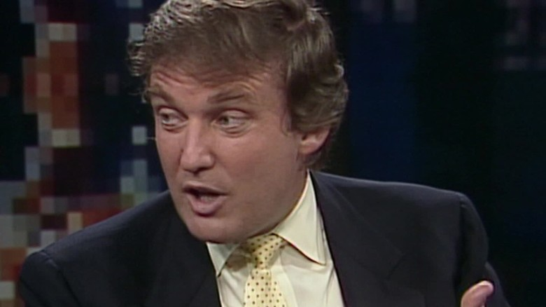 Donald Trump on the media, then and now