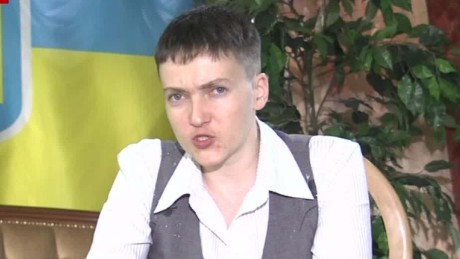 released ukranian pilot savchenko political ambitions chance pkg_00000214