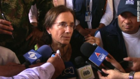 Spanish journalist held in Colombia freed