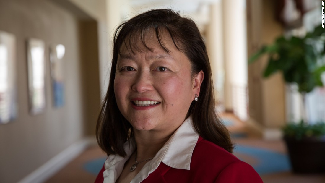 "Lily Tang Williams, an immigrant from China, said she's making a run for Senate in Colorado as a Libertarian. ""I'm running for U.S. Senate because I hate to see the country I love become like the country I'm from,"" Williams said."