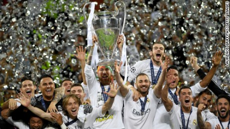 Champions League final 2016: Real Madrid wins 11th European Cup