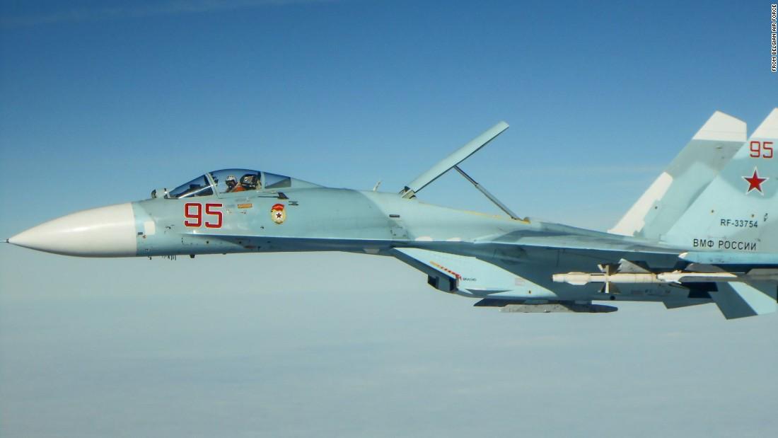 Sukhoi 27 Rusia