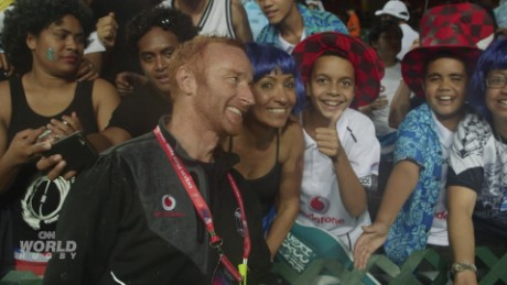 Ben Ryan: Fiji's secret weapon