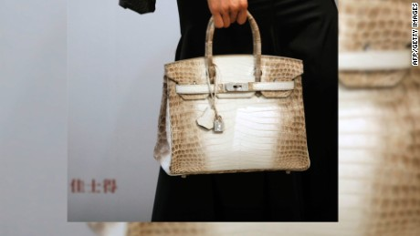 Most Expensive Handbag Ever Sold