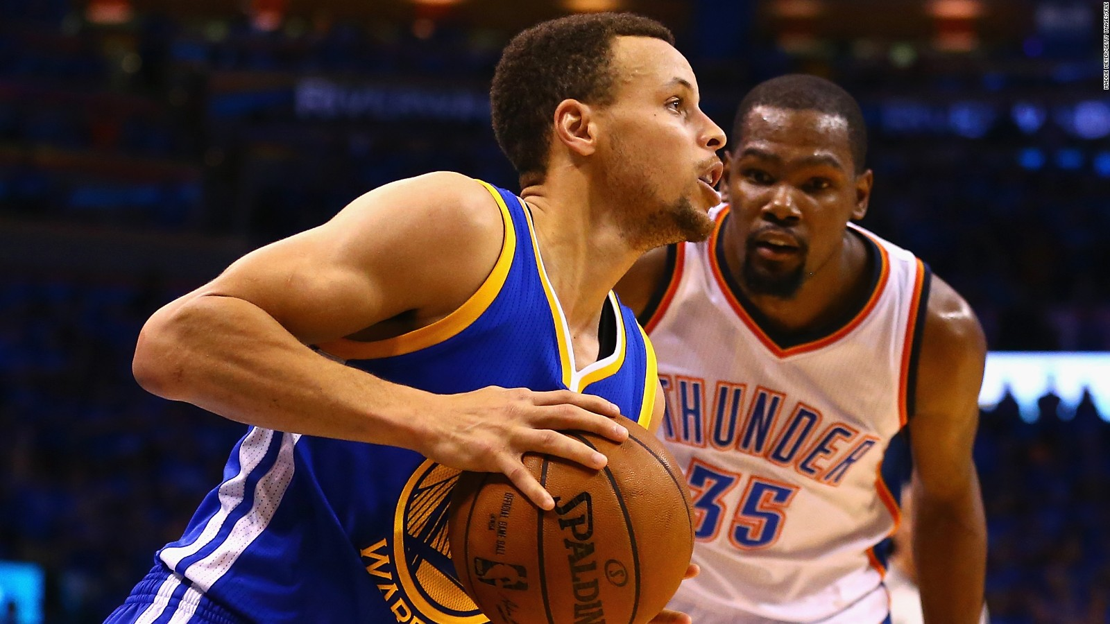 Kevin Durant Joining Golden State Warriors Cnn Video