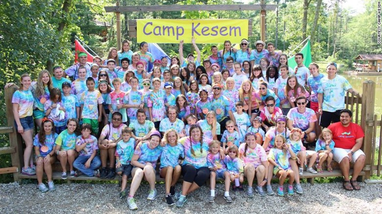 More than 6,000 children this summer whose parents have been touched by  cancer will visit Camp