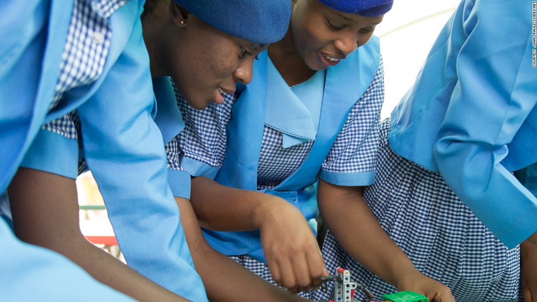 By encouraging girls not only to stick with education but to pursue careers in science and technology, a school led by a female engineer in Nigeria is challenging Boko Haram.