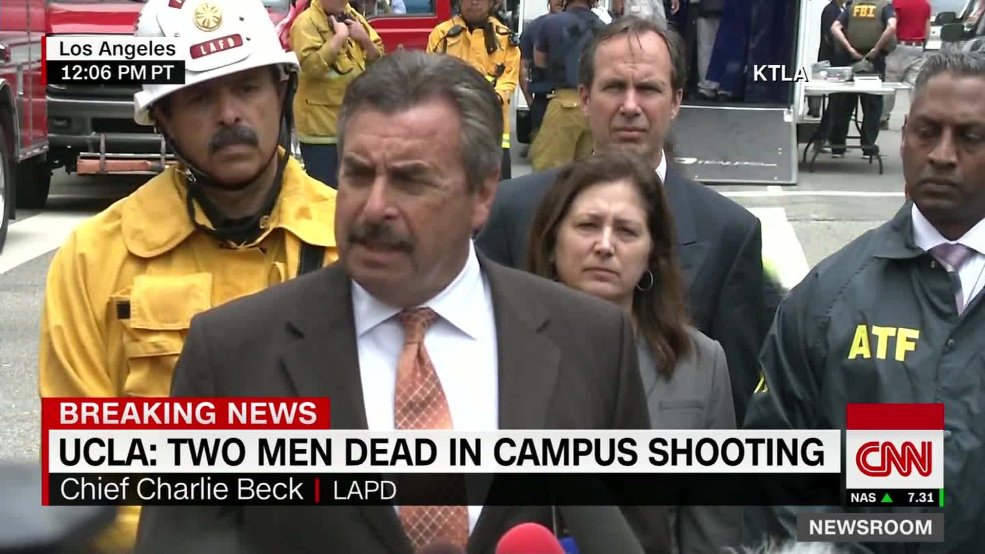 UCLA shooting: Shelter in place - CNN Video