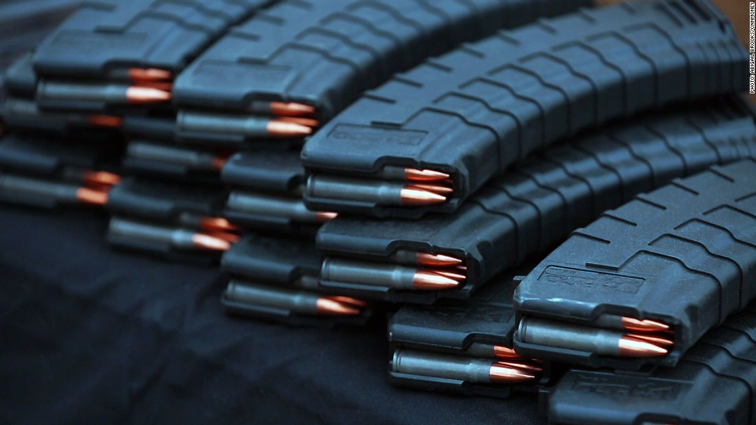 Military exchanges reverse decision to stop selling high capacity magazines