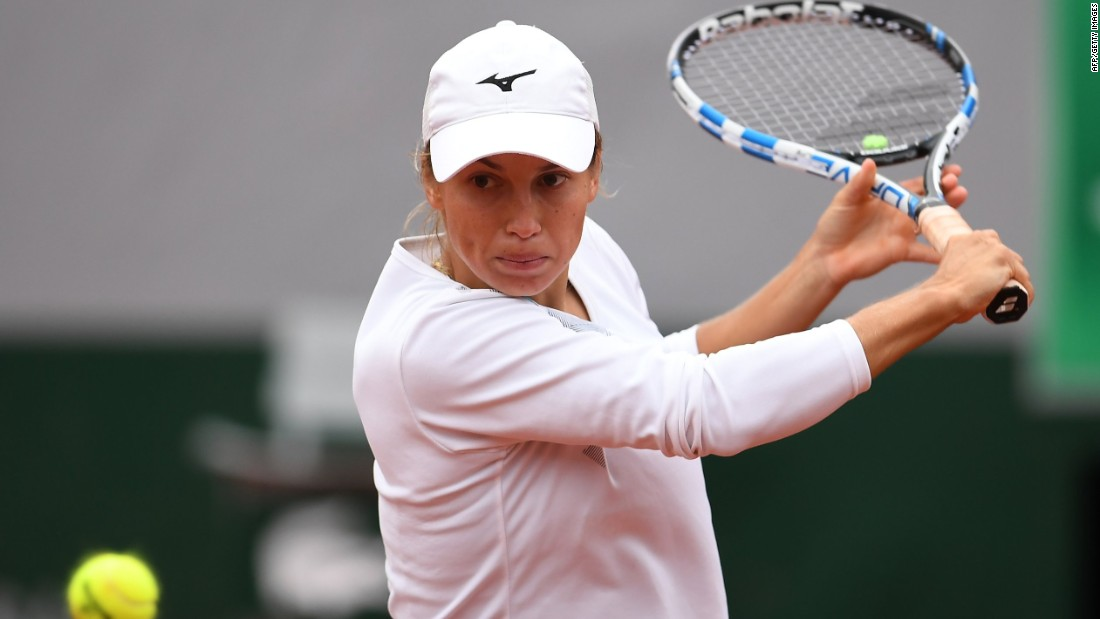 Putintseva fought valiantly, winning the first set and having a break point at 4-3 in the second before Williams triumphed 5-7 6-4 6-1.