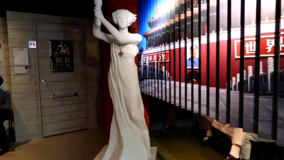 Hong Kong's June 4th museum, which commemorates the Tiananmen Square massacre of 1989, is looking for a new, bigger location.