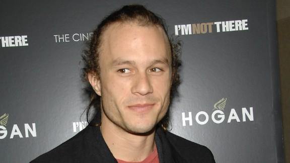"Australian actor Heath Ledger, star of ""A Knight"