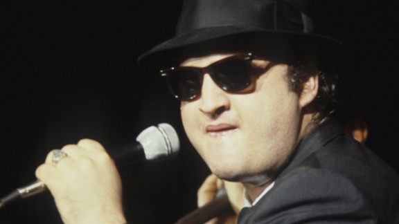 """Comedian and actor John Belushi, known for his early work on """"Saturday Night Live,"""" died in 1982 after a """"speedball,"""" a combination of heroin and cocaine injected together via the same syringe. He was 33 years old."""