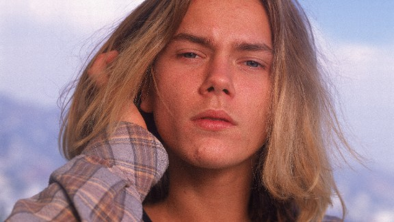 Actor River Phoenix collapsed and died outside Johnny Depp