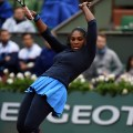 serena williams french open vertical