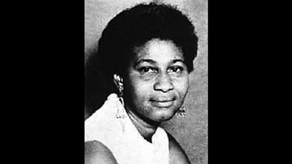 Charlene Mitchell was the Communist Party USA nominee for president in 1968 and also challenged Daniel Patrick Moynihan, D-New York, for the Senate in 1988.