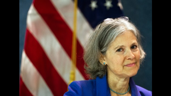 Dr. Jill Stein is the 2016 Green Party presidential candidate. She was also the party
