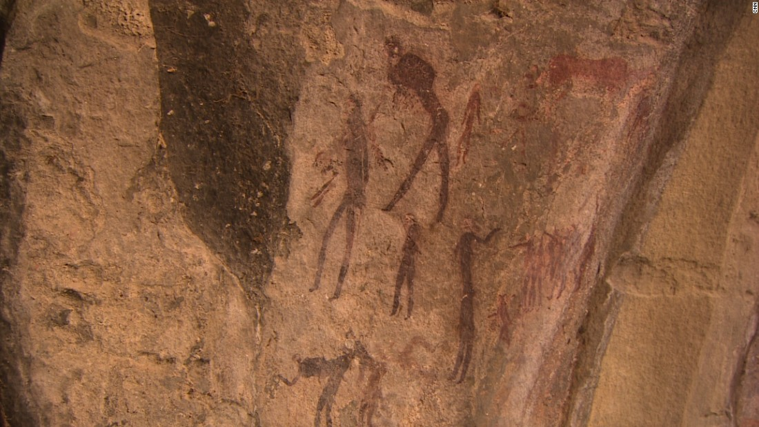 In candle-lit processions, devotees will venture towards the most spiritual openings, deep within the caves. On the walls they will find paintings predating this pilgrim route by thousands of years, left by the San people, an ancient hunter-gatherer group believed to be among the closest descendents of the first Homo sapiens.