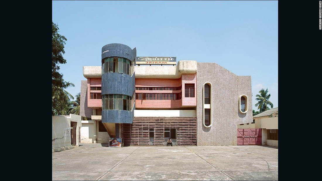 Chandigarh is home to Brutalist buildings and European-style piazzas.
