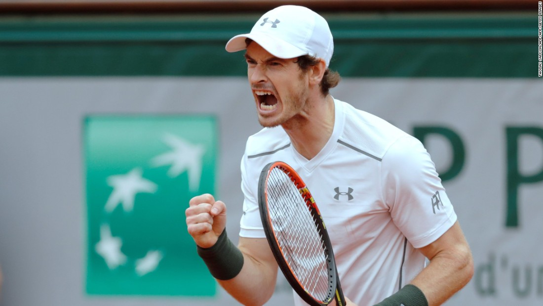 And Djokovic will face Great Britain's Andy Murray in a repeat of this year's Australian Open final.