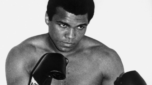 "Muhammad Ali, the three-time heavyweight boxing champion who called himself ""The Greatest,"" died June 3 at the age of 74. Fans on every continent adored him, and at one point he was the probably the most recognizable man on the planet."
