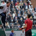 djokovic french open umpire