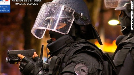 Fears of terror attack at Euro 2016
