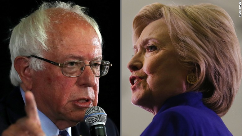Will Sanders concede nomination to Clinton?