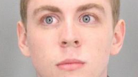 Brock Turner Mugshot
