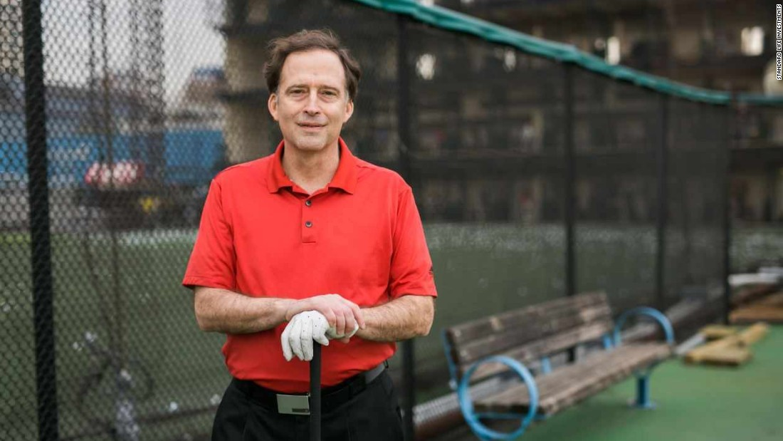 """It turns out that this old expression in golf, 'drive for show putt for dough' is wrong,"" says self-described ""Golf Doctor"" Mark Broadie."