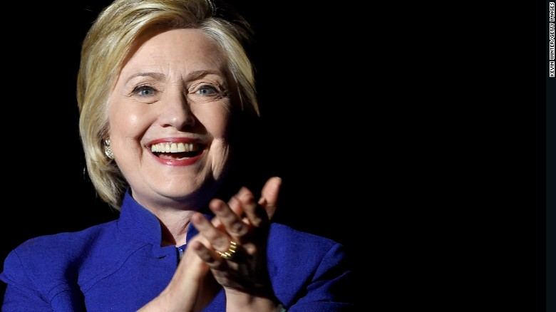 Hillary Clinton, A Former First Lady, U.S. Senator And Secretary Of State,  Claims