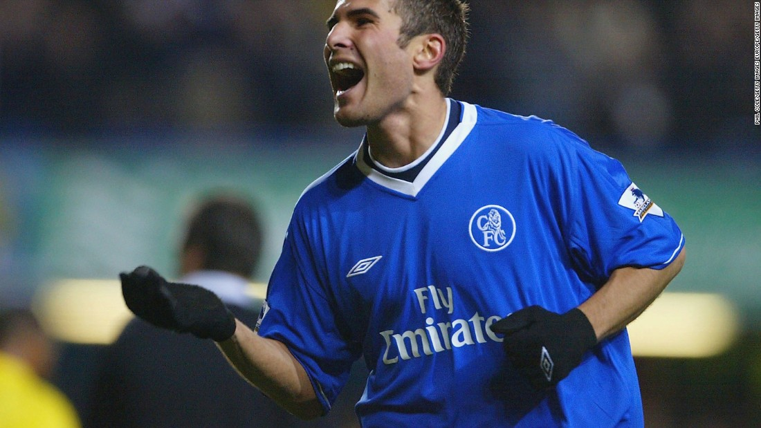 In 2004, Chelsea striker Adrian Mutu tested positive for cocaine use. He was sacked by the club, who accused him of playing while high on cocaine. Mutu told friends he had started taking the drug after becoming depressed over his divorce from his wife Alexandra.