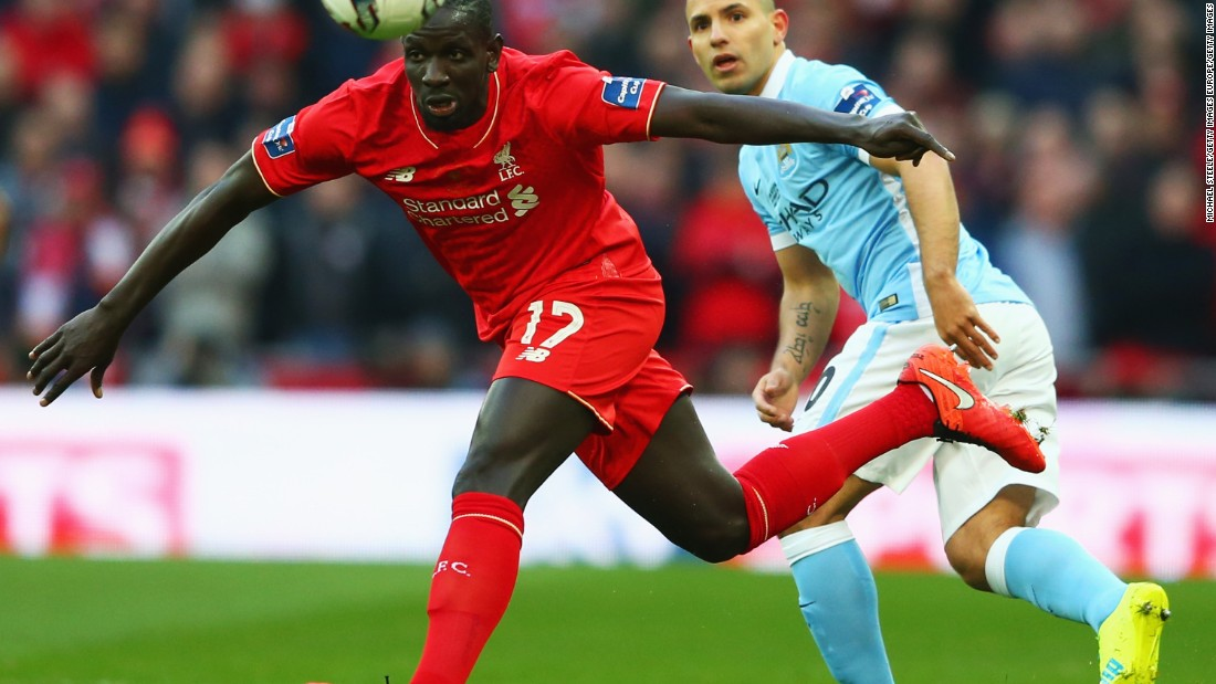 Sakho has fallen out of favor at Liverpool and is loan at Crystal Palace.