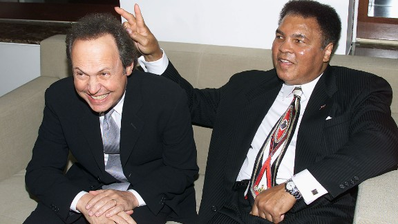 "Billy Crystal will also deliver a eulogy. The comedian and Ali had a friendship that lasted more than three decades, he wrote in a 2010 piece for USA Today, calling the boxer who refused draft orders to join the Army a teacher, healer and ""the fighter who wouldn't fight."""
