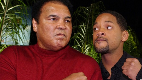 "Actor Will Smith, who won an Oscar nomination for his portrayal of the boxer in the 2001 film ""Ali,"" will serve as a pallbearer. He posted on Facebook after Ali's death that the fighter ""changed my life."""