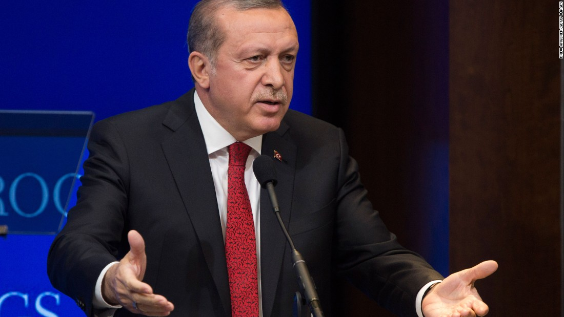 Turkish President Recep Tayyip Erdogan is one of the international dignitaries expected to attend the memorial service.