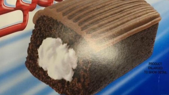 Hostess Zingers are among the snack cakes recalled because of possible undeclared peanut residue.