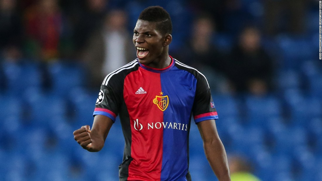 He's not even 20 but Embolo has already won three Swiss league titles. Since scoring five minutes into his league debut in March 2014, the burly striker has plundered 20 goals in 58 games. <br />Both physically and technically strong, Embolo has explosive pace and can drop into central midfield if needs be, as he has already proven both domestically and in the Champions League. <br />Just a year on from his Basel debut, he was in the senior Switzerland team -- a disappointment for the land of his birth, Cameroon, which had hoped to lure him instead. <br />Embolo is likely to start the Euros on the bench but should feature in all three group games. <br />With Basel having turned down a January offer from Wolfsburg, the youngster is now being linked with Tottenham -- perhaps a smart move from the London club, as the player's stock is set to rise in France.