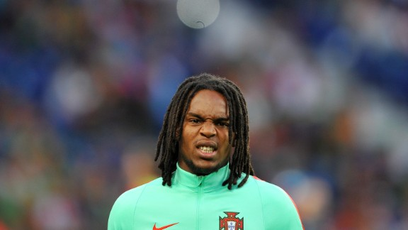 """He's one of the most expensive teenagers in history after opting to join German champion Bayern for an initial fee of €35 million ($40 million) on a five-year deal.  One of Europe's hottest prospects, the dreadlocked 18-year-old can tackle, shoot, chase down lost causes and is extremely fit -- so is it any wonder he received multiple offers from across Europe?  All the interest came despite the central midfielder only making his debut for Benfica, who he joined as a nine-year-old, in October 2015. A month later, the Lisbon-born youngster was starting in the Champions League -- and by the end of the season, he had his first league winner's medal as well.  In March, Sanches -- who has Cape Verdean roots -- made his Portugal debut. It came days after he joined Bayern, which described him as """"dynamic, good tackler and technically skilled"""" upon his signing. It's been quite a season."""