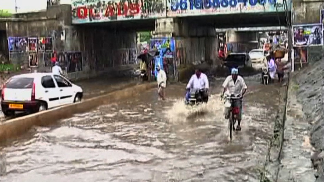 when is the rainy season in india