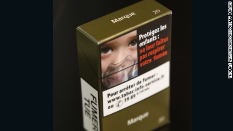 France will also introduce plain cigarette packaging.